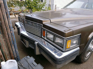 Cadillac coupe deville 1979 NEGOCIABLE