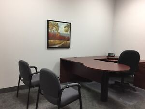 Downtown Fully furnished, All Inclusive Office Space Cluster