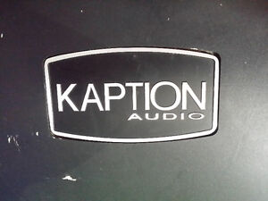 Kaption Audio A600.4  4x150W RMS amplifier