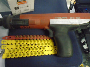 ksq buy&sell Hilti Nailers Dx 36 for sale