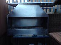 Mangal Bbq grill charcoal 1300 mm