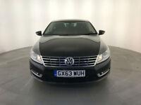 2013 63 VOLKSWAGEN CC GT BLUEMOTION TECH TDI 1 OWNER VW HISTORY FINANCE PX