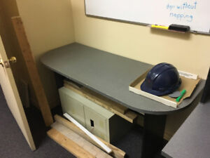 Free Used Office Table/Desk
