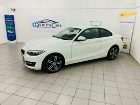 image for 2014 BMW 2 Series 2.0 220i Sport (s/s) 2dr Coupe Petrol Manual