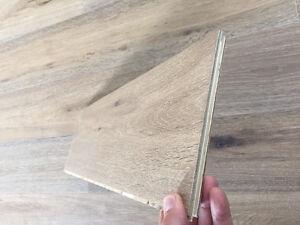 """7-1/2"""" Wide plank Engineered hardwood"""