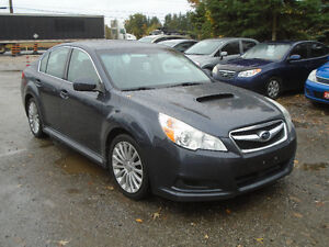 2010 Subaru Legacy 2.5 GT TURBO | 6 SPEED MANUAL | RARE