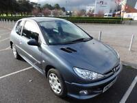 Peugeot 206 1.4 2007 Look ONLY 83000 MILES