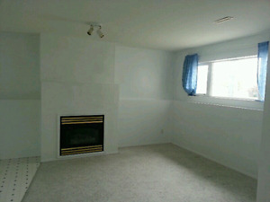 Walkout Basement for rent on west side