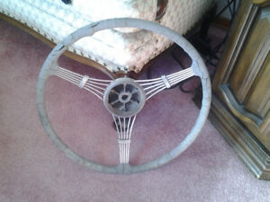 1939 Ford Banjo Steering Wheel