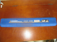 TORQUE WRENCH/AS NEW