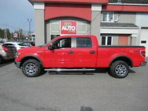 Ford F-150 4WD SuperCrew XTR 2011