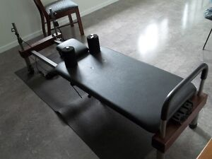 Pilates By Nordic Track Exercise Bench.