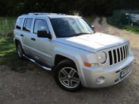 2009 JEEP PATRIOT LIMITED CRD LEATHER 4X4 DIESEL