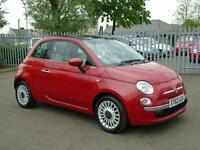 2012 Fiat 500 0.9 TwinAir Lounge 3dr (start/stop)