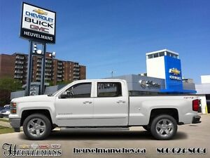 2015 Chevrolet Silverado 1500 LS   - Low Mileage