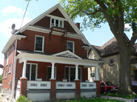 One bedroom attic apartment in downtown Kitchener
