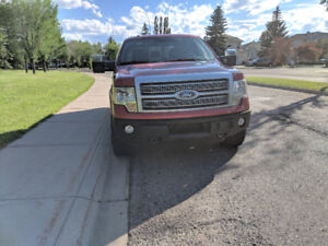 2012 Ford F150 Platinum EcoBoost with NEW ENGINE under warranty