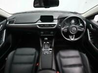 2017 Mazda 6 2.2d [175] Sport Nav 4dr Auto SALOON Diesel Automatic