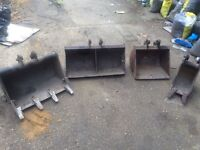 Digger buckets (FOR SALE)