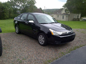 2009 Ford Focus SE, Great on fuel!