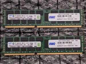 16GB Memory DDR3 1333MHz ECC OWC