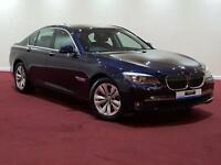 2010 BMW 7 Series 3.0 740d 4dr