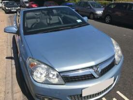 Vauxhall Astra Twin Top Design PETROL AUTOMATIC 2007/07