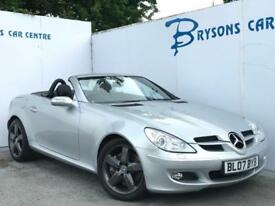 2007 07 Mercedes-Benz SLK350 3.5 7G-Tronic for sale in AYRSHIRE
