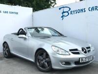 2007 07 Mercedes-Benz SLK350 3.5 7G-Tronic for sale in AYRSHIRE
