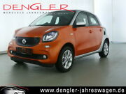 Smart FORFOUR 66KW TWINAMIC*PANORAMA*LED*PTS*S Passion