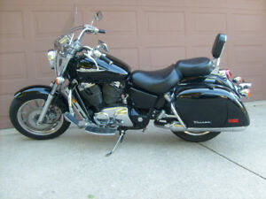 2001 Honda VT1100T Shadow ACE Tourer