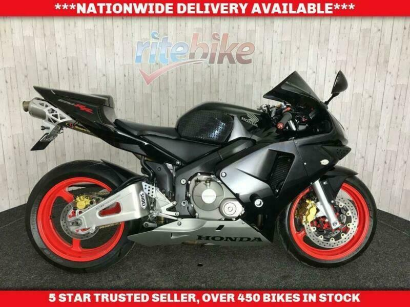 Honda Cbr600rr Cbr 600 Rr 4 Loads Of Extras Low Mileage 12444 2005 05 In Low Moor West Yorkshire Gumtree