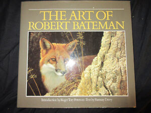 The Art of Robert Bateman (book for the budding animal artist)