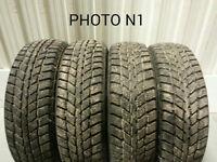 Pneus d'hiver.     Winter tires