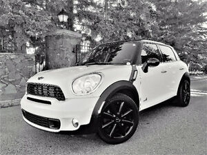 2011 MINI Cooper Countryman S AWD Low Km Certified Nice $18,995