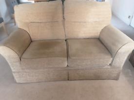 2 seater G Plan Sofa *FREE *
