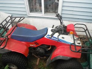 Used 1986 Honda FOURTRAX 200SX