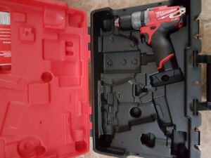 Brand New Milwaukee M12 Fuel Hammerdrill (tool only)