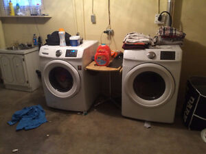 Samsung washer and dryer *Make a reasonable offer*