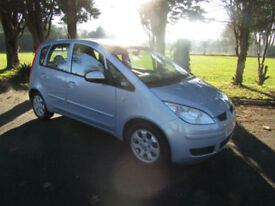 Mitsubishi Colt 1.3 Equippe**SMALL PETROL ENGINE LOW MILEAGE CARS**FSH**