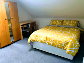 Newly Refurbished Rooms Botanic Area