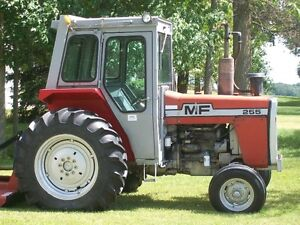 MASSEY FERGUSON 255 TRACTOR FOR SALE