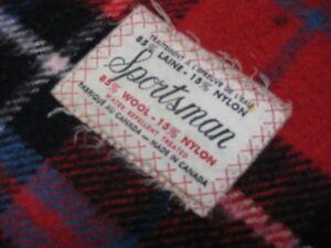 Couverture de laine -Wool blankets West Island Greater Montréal image 2