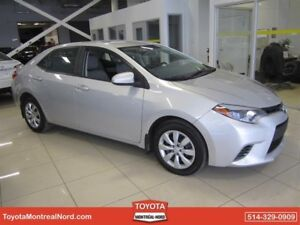Toyota Corolla LE CVT Gr.Electric 2015