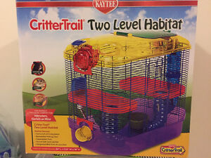Small Rodent Cage/Food/Accessories