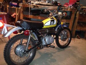 Yamaha 80 Enduro