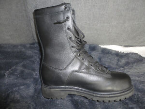 NEW 10'' LEATHER INSULATED BOOTS