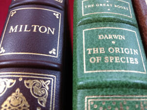 Franklin Library - Darwin's The Origin of the Species