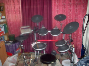 Yamaha DTXtremeII electronic drum kit