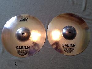 Zildjian & Sabian Cymbals